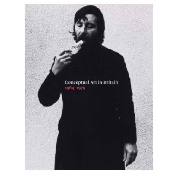 Conceptual Art in Britain Book 📖